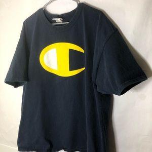 Champion XL Big C Logo T Shirt!